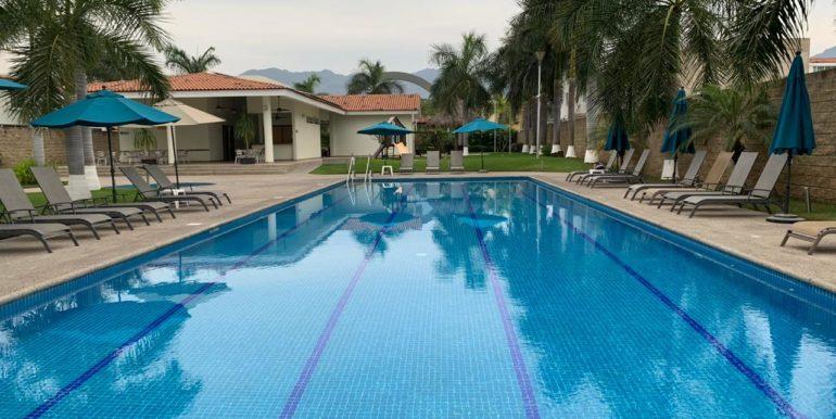 Semi Olimpic Pool