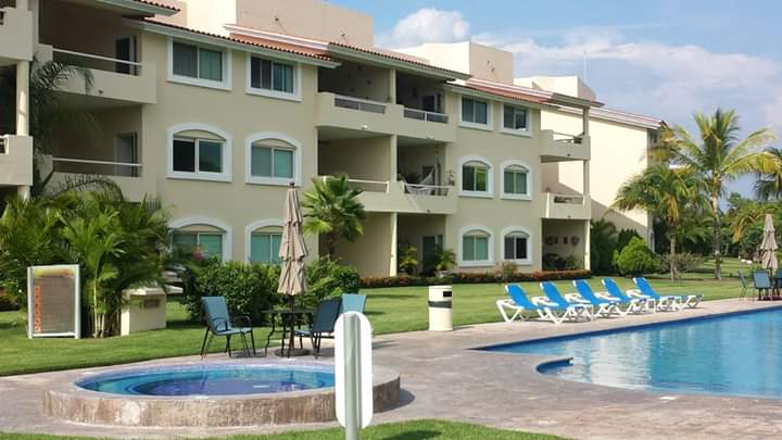 For Rent Furnished Penthouse in El Tigre Nuevo Vallarta